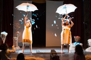 Las compañías Teatro en el Aire, Maluka Peka y Baychimo Teatro ofrecen tres espectáculos destinados a los más pequeños de la casa.