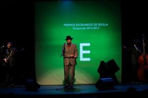 Premios Escenarios 2012-13 foto por CDAEA / Florentino Yamuza