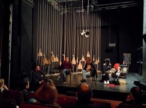 Este encuentro orientado al sector profesional contó con la moderación de Juanfra Juárez y la colaboración de la Unión de Actores de Sevilla. El crítico Alejandro Reche nos destaca a continuación lo más interesante de la charla.