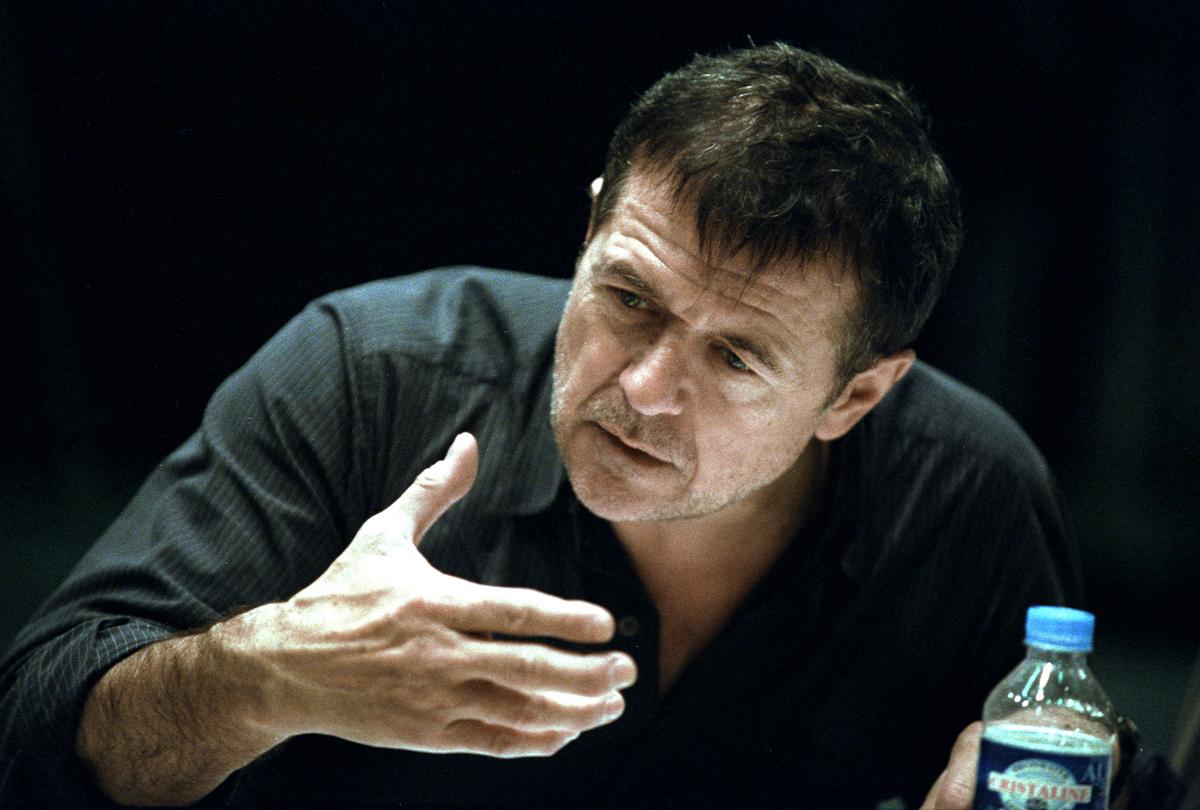 Patrice Chéreau por Ros Ribas